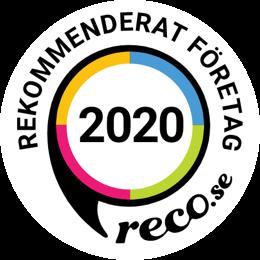 reco badge 2020