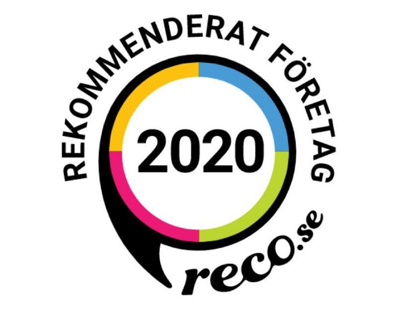 badge från reco